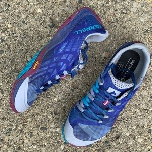 Merrell Barefoot Trail Glove Athletic Shoes